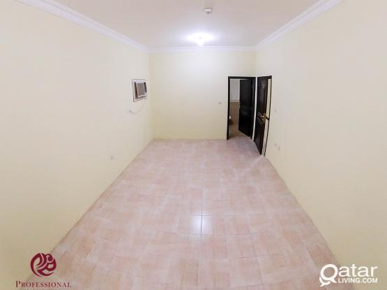 Semi-furnished, 3 BHK Apartment in Old Airport 5,000