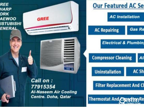 Ac Installation, Service And Maintenance