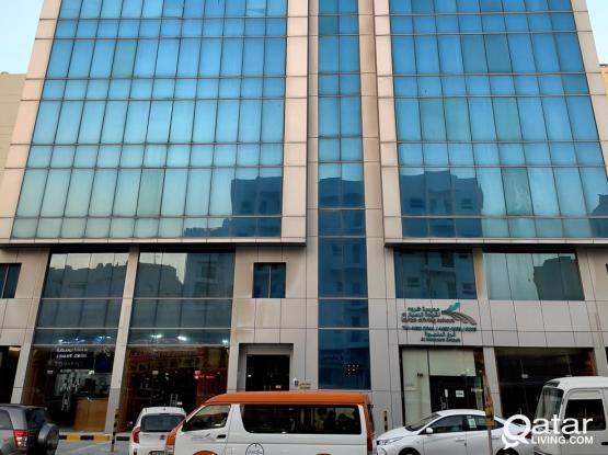 Special Offer !!Spacious office space available in Mansoura!!1 month free!!