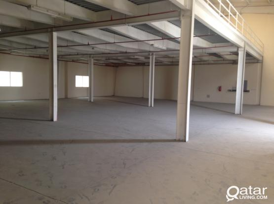 CARPENTRY AND ALUMINUM WORKSHOP FOR RENT IN INDUSTRIAL AREA
