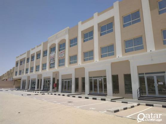 BRAND NEW  SPACIOUS RETAIL SPACE (SHOPS) AVAILABLE IN SIMAISMA