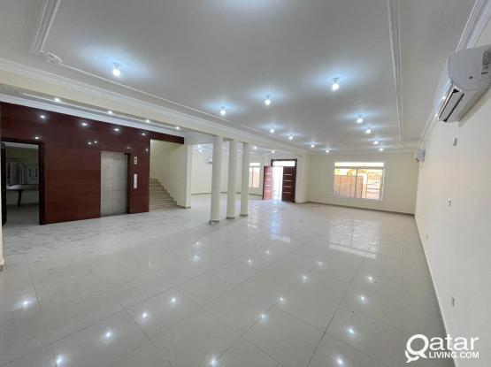 NO COMMISSION!!! - 2 MONTHS FREE - SPACIOUS 8 BHK SEMI - COMMERCIAL VILLA FOR RENT @OLD AIRPORT