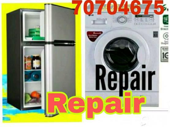 fridge/washing machine repair70704675