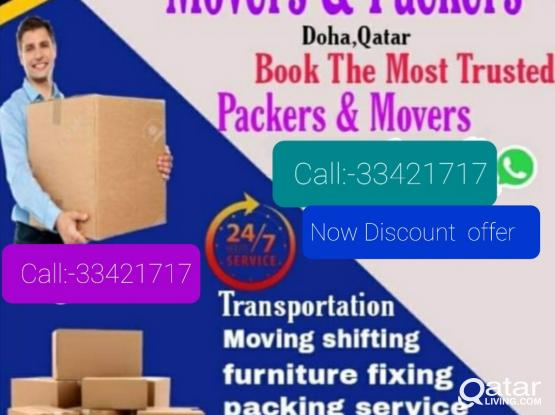 Doha Best  Moving & Furniture Shifting Co. Buying house hold used furniture item Call & WhatsApp Me:974:-33421717. Now discount offer.Carpenter work & big truck.