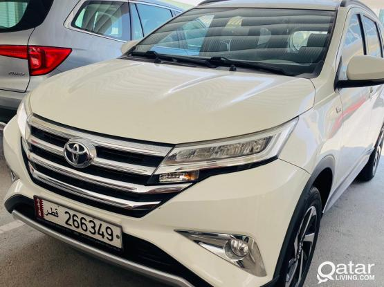 TOYOTA RUSH 2019 MINT CONDITION FOR SALE