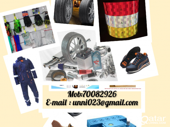 Tyres, Battery, Spares& AC,Stickers @ Mob 70082926