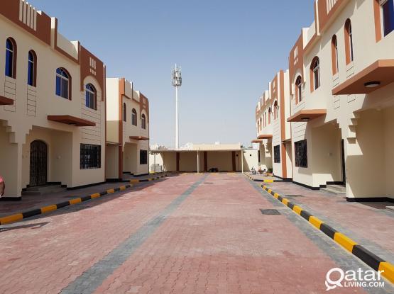 SPACIOUS! 5 BEDROOMS VILLA FOR RENT IN GHARAFA