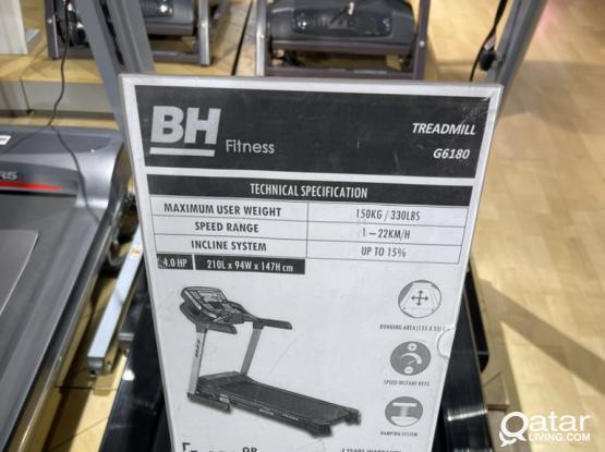 Brand New treadmill For Sale