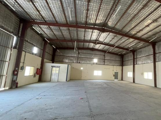 500 SQM Warehouse For Rent