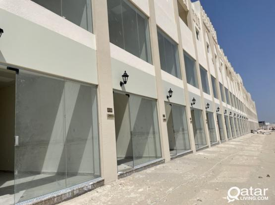 36 BRAND NEW SHOPS AVAILABLE IN THUMAMA