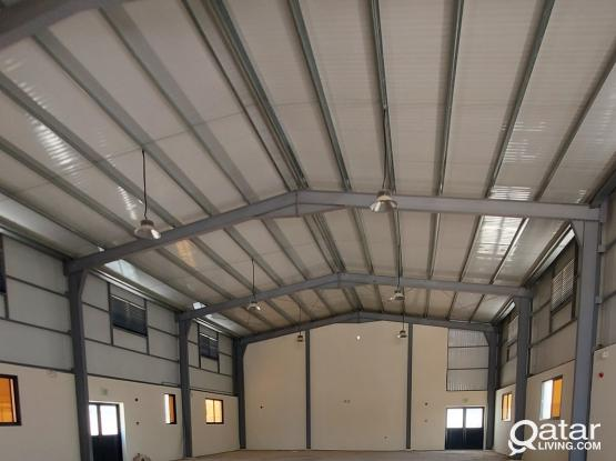 BRAND NEW WEARHOUSE FOR RENT 1000sqm