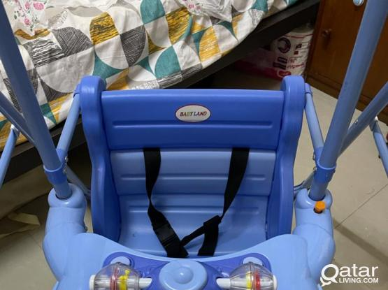 Baby Swing Like Brand New With Perfect Condition