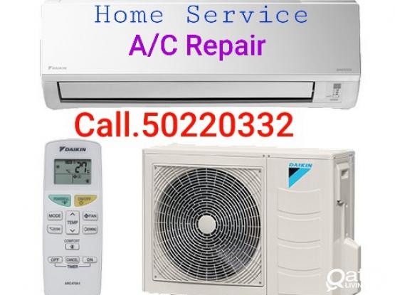 A,c Repairing  & Service plz call.50220332