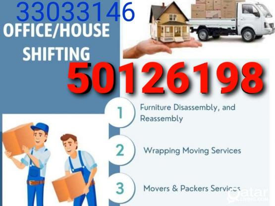 Low price movers and packers. Call or whatsapp 50126198