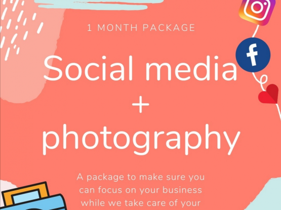 Photography and social media services
