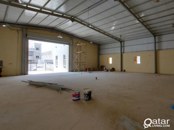 Store & Work Shop  for rent 1000sqm at Brkt Alawamer