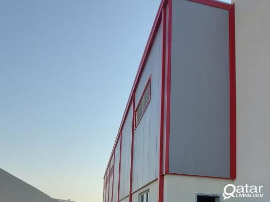 2000sqm store for rent in Birkat al awamer 12 Rooms