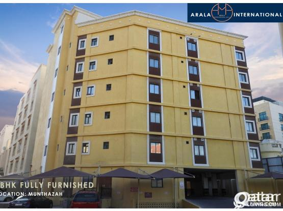 !!! #ALL BILLS INCLUDED FULLY FURNISHED 1 BED ROOM FLATS AVAILABLE IN MUNTHAZA!!