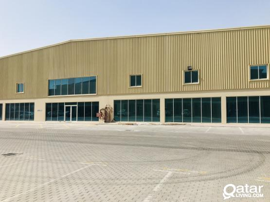 100, 200, 300 Storage space For Rent