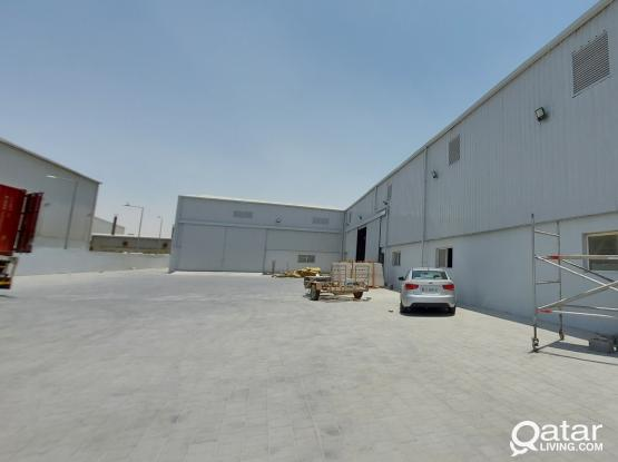 FACTORY FOR RENT NEW INDUSTRIAL AREA 5100SQM