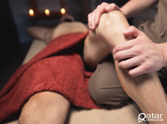 Full body massage  ( home visits  )