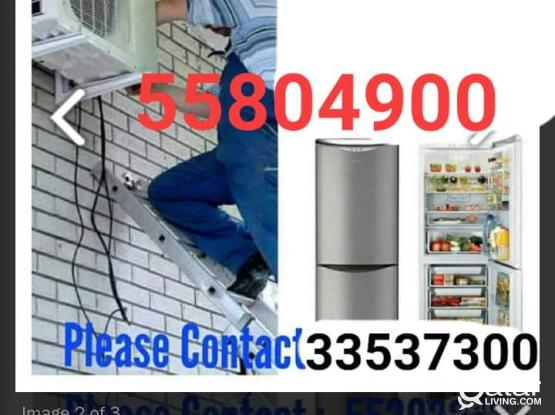 AC and Fridge service and repair. Please call 33537300/55804900