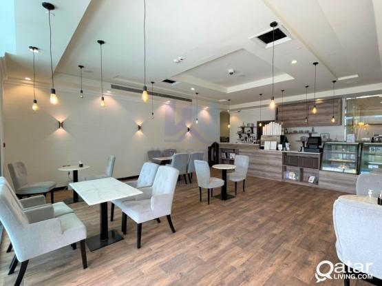 Fully Fitted Coffee Shop For Sale-Al Sadd