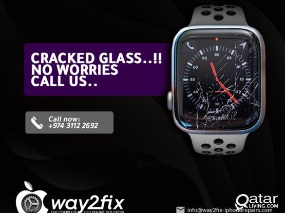 Apple Watch Screen Replacement With Warranty