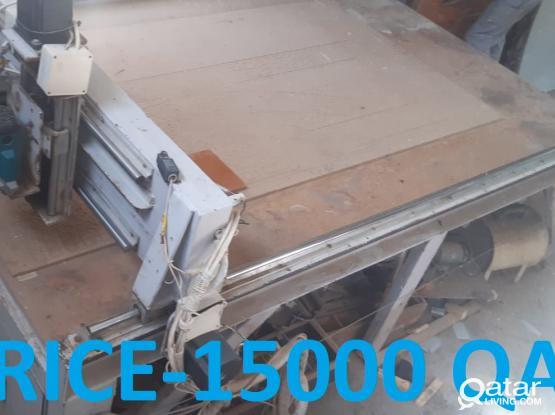 WOOD CNC MACHINE FOR SALE