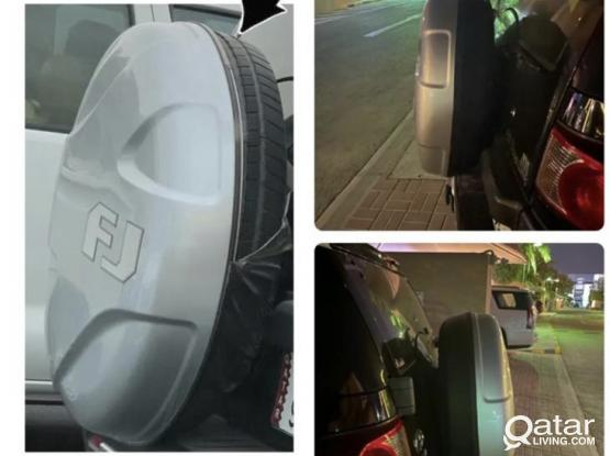 Spare Tire Cover Renewal