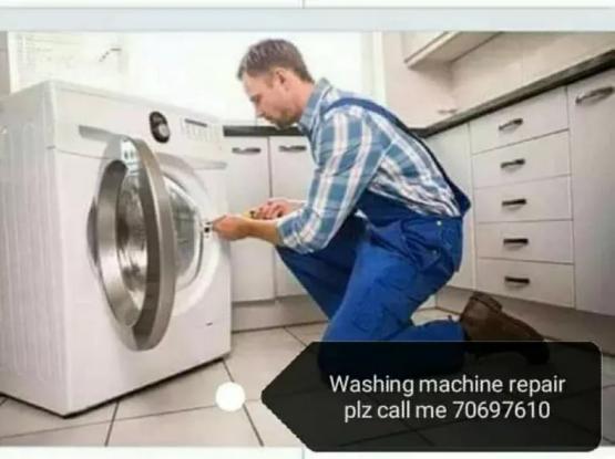 WASHING MACHINE REPAIR CALL ME70697610......