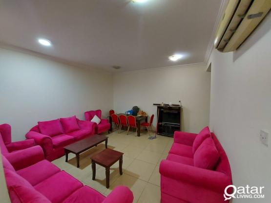 Rent Start 1st Aug. 3BHK in Bin Omran Behind Town Center for Bachelor/Families
