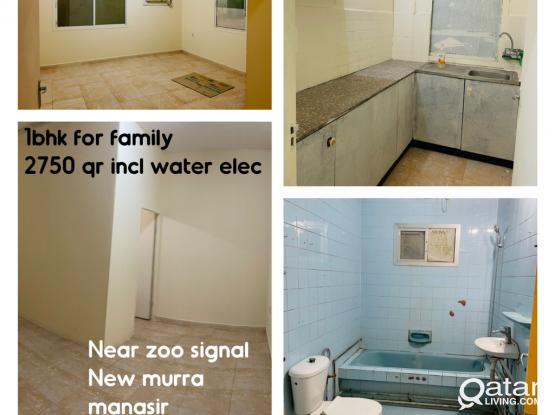 1bhk Near Zoo Signal