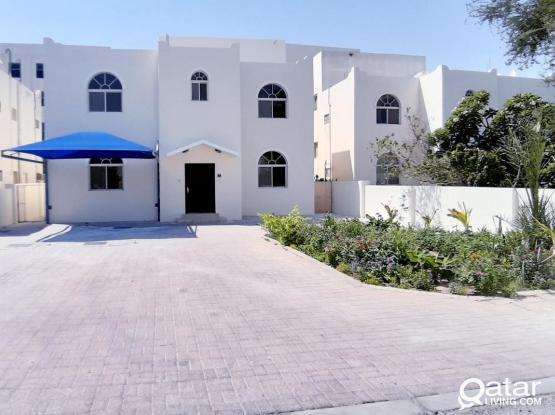 Private Villa in a compound 4 + 1 Maid Room in Abu Hamor