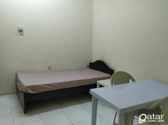Big Room in a Flat for 1 or 2 Indian / Sri lankan  Executives in Bin Mahmmod