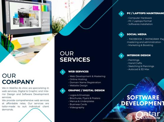 Computer Services and Software development