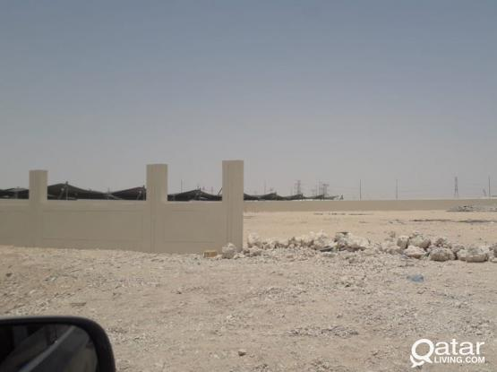 EMPTY LAND For Rent!