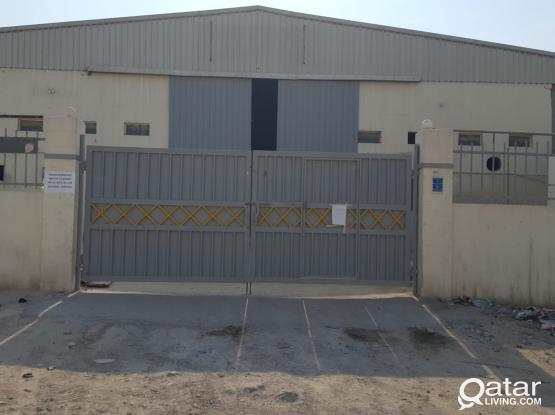 GARAGE /STORE FOR RENT