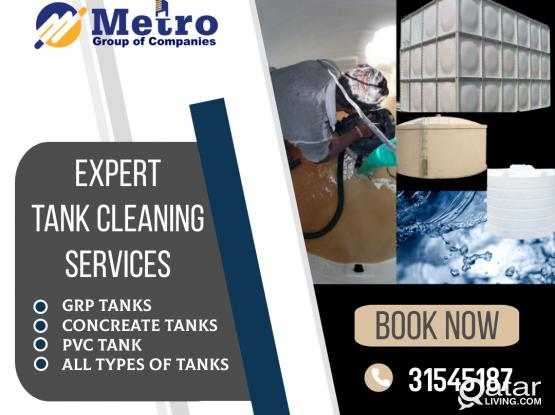 PROFESSIONAL TANK CLEANING SERVICES