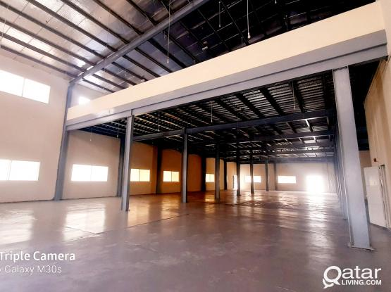 BRAND NEW 1800 SQM STORE FOR RENT