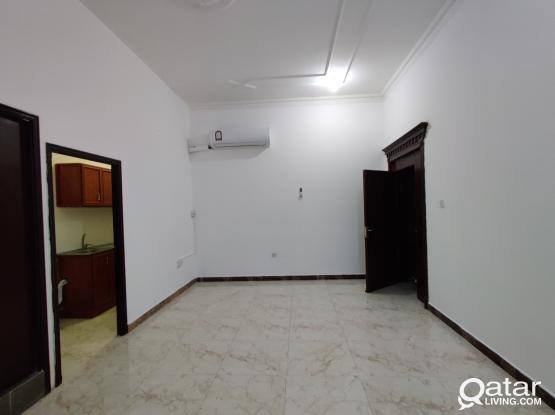 FAMILY OR SINGLE EXECUTIVE BACHELOR STUDIO FOR RENT IN AL THUMAMA ( CLOSE TO E RING ROAD)