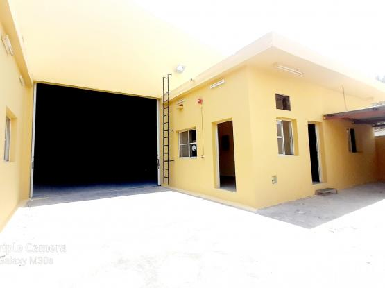 1000 SQM STORE WITH 8 ROOMS