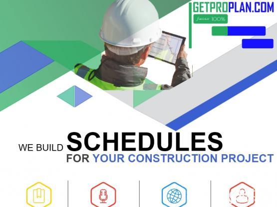 Getproplan.com ( Getproplan.com is online provider of Construction schedules and other serivces for planning