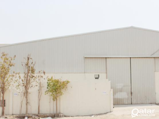 Offering 600 SQM Warehouse at Industrial area For Rent.