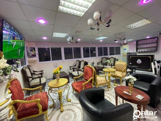 Ready Coffee Shop/Shisha Café for Rent #