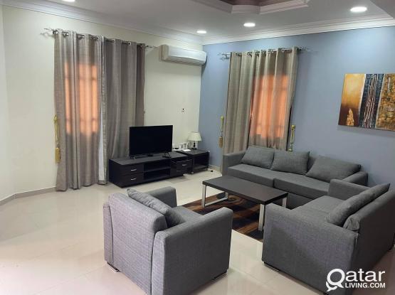 3 BR Furnished single story villa in umsala muhamed