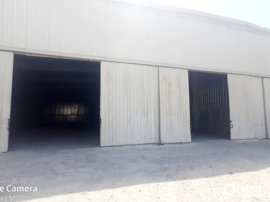 300 - 500 - 800 SQM STORE/ WORKSHOP AT BIRKAT AL AWAMEER