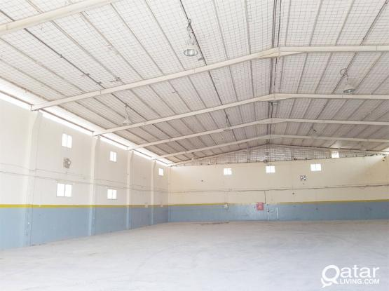 Offering 600 SQM Warehouse At Industrial area For Rent!