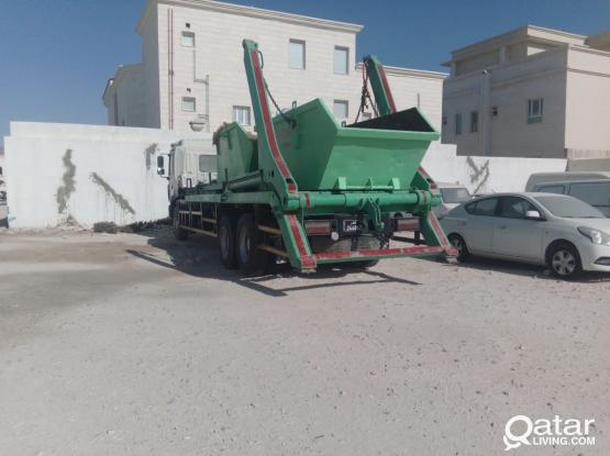 SWEET WATER SUPPLY IN QATAR SEWAGE WATER REMOVAL SERVICE SKIP REMOVAL ( WASTE MANAGEMENT GARBAGE COLLECTION )