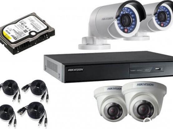 CCTV Camera works anywhere in  Qatar